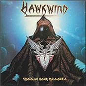 HAWKWIND - CHOOSE YOUR MASQUES (2LP-LTD HQ 180GM CLEAR VINYL) Limited 2014 Deluxe 180gm Double CLEAR Vinyl edition of the band's 1982 Studio Album in GATEFOLD Sleeve with 13 Bonus Tracks!