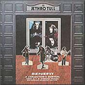 JETHRO TULL - BENEFIT (LP-2013 STEVEN WILSON REMIX/180GM VINYL) 2013 Remastered re-issue of TULL's classic 1970 3rd album remixed by Steven Wilson and coming as a High Quality 180 Gram Vinyl LP!
