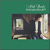DRAKE, NICK - FIVE LEAVES LEFT (2012 REMAST/CARD COVER EDITION) Remastered in year 2000, Nick Drake's classic 1969 debut album for Island Records now comes at a nice price and in a smart Digi-Pak!