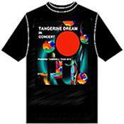 TANGERINE DREAM (T-SHIRT) - PHAEDRA FAREWELL 2014 T-SHIRT (SIZE:M/BLACK/RN) Size Medium Black HQ T-Shirt with a Round Neck that displays images of the Poster plus Scheduled Venues & Dates for the band's Final Tour in 2014!