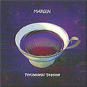 MARGIN - PSYCHEDELIC TEATIME (2014 PRG-PSYCH/3P CARD COVER) Exclusive import from brand new PINK FLOYD/CARAVAN inspired act that really has captured the true essence of late 60's/early70's melodic Psych Prog Rock!