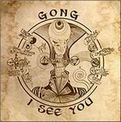 GONG - I SEE YOU (2014 STUDIO ALBUM/MEDIABOOK EDITION)