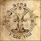 GONG - I SEE YOU (2LP-2014 STUDIO ALBUM/180G VINYL/GFOLD) Packaged in a Gatefold Sleeve, this Double LP is pressed on 180gm Black Vinyl with 3 Sides of music and the 4th as a Screen Print of the Cover Art!