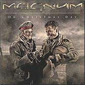 "MAGNUM - ON CHRISTMAS DAY (VERY LIMITED 3-TRK 10"" VINYL EP) British melodic rock group's unique 2014 Christmas Collectors Single pressed on 10"" Vinyl!  Not on CD, this is only available in this HQ Ltd Edition heavyweight vinyl format!"
