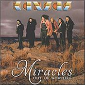 KANSAS - MIRACLES OUT NOWHERE (CD+DVD-REGION 0/NTSC) Long-awaited documentary DVD with bonus 'hits' style CD that guides you through the rise to fame of this classic American Prog-Rock band!