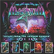 MAGNUM - ESCAPE FROM THE SHADOW GARDEN-LIVE 2014 (2LP+CD) British Melodic Rock icons set list comprising songs selected from seven of the band's eighteen studio albums released during the last four decades!