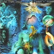 FROESE, EDGAR - ORANGE LIGHT YEARS (2CD-NEW+REWORKS/2015 REMASTER)