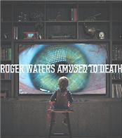 WATERS, ROGER - AMUSED TO DEATH (CD+BLURAY AUDIO/2015 REMASTER)