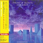 JOBSON, EDDIE - THEME OF SECRETS (2015 JAPANESE IMPORT/CARD COVER)