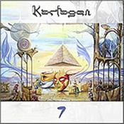 KARFAGEN - 7 (2015 STUDIO ABUM/AMAZING SYMPHO PROG/DIGI-PAK) Melodies are the gold bar currency of Progressive Rock and there's enough GREAT examples in AKP's new 2015 studio offering to sink a battleship!