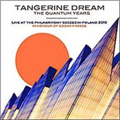 TANGERINE DREAM - LIVE AT PHILHARMONY SZCZECIN-POLAND 2016 (2CD)