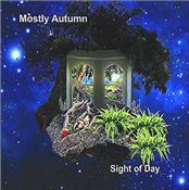 MOSTLY AUTUMN - SIGHT OF DAY (2017 STUDIO ALBUM/CARD SLEEVE)