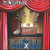 CINEMA - MAGIX BOX (2013 ALBUM) 2nd exciting instrumental Electronic Music album from this German band that are bridging the void between PINK FLOYD, VANGELIS and TANGERINE DREAM!