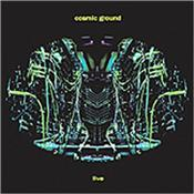 COSMIC GROUND - COSMIC GROUND-LIVE (2016 CONCERT/LTD 500 COPIES) Dirk Jan Müller conjures up the ghosts of the classic 70's electronic pioneers (Klaus Schulze & TANGERINE DREAM) to even greater effect on this album!