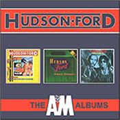 HUDSON-FORD - A&M ALBUMS (3CD-2017 REM/8 BT/CARD COVERS/CLAMBOX) Triple CD Box containing 'Nickelodeon', 'Free Spirit' & 'Worlds Collide' albums Remastered with 8 Bonus Tracks, Vinyl Replica Card Sleeves & Clamshell Box!