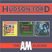 HUDSON-FORD - A&M ALBUMS (3CD-2017 REM/8 BT/CARD COVERS/CLAMBOX)
