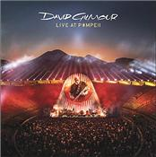 GILMOUR, DAVID - LIVE AT POMPEII (2CD-2017 HARDBACK DELUXE PACKAGE)