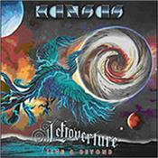 KANSAS - LEFTOVERTURE LIVE & BEYOND (2017 2CD DIGI-PAK) Double CD Digi-Pak edition of their first 'live' recording since 2009, with one of the many highlights being the 'Leftoverture' album performed in its entirety!