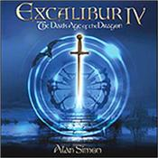 SIMON, ALAN [VARIOUS ARTISTS] - EXCALIBUR IV:DARK AGE OF THE DRAGON (2017) The 'Excalibur' series of concept albums is similar to the idea behind the Alan Parsons Project and they have been massive sellers in Europe since 2003!