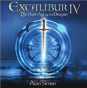 V/A (ALAN SIMON) - EXCALIBUR IV:DARK AGE OF THE DRAGON (2017)