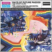 MOODY BLUES - DAYS OF FUTURE PASSED (LP-2017 180GM VINYL) A 2017 Limited Edition HQ Single Vinyl LP replica of the 1967 album pressed from the Remastered Original 1967 Master!