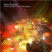 HACKETT, STEVE - WUTHERING NIGHTS-LIVE B/HAM (2018 2CD+2DVD/DIGIPK)