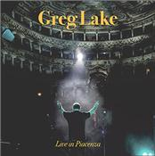 LAKE, GREG - LIVE IN PIACENZA (LTD/NUMBERED ALBUM/GF CARD COVR)