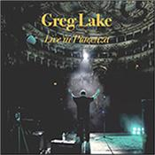 LAKE, GREG - LIVE IN PIACENZA (LTD 2LP-GOLD FOIL GATEFOLD SLVE) VERY LIMITED Hand Numbered Import 2LP[BLACK Vinyl] of Greg's 2012 performance, with Gold Hot-Foil Lettering on the front of the Gate-Fold Sleeve!