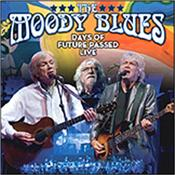 MOODY BLUES - DAYS OF FUTURE PASSED-LIVE (2CD-2017 CONCERT) Stunning 2017 concert performance recorded in Canada and features 'DOFP' in its entirety with full Orchestra plus band classics from their golden years!
