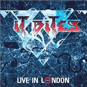 IT BITES - LIVE IN LONDON (5CD-3 COMPLETE GIGS+UNREL TRACKS)