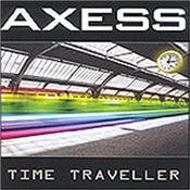 "AXESS - TIME TRAVELLER (2011 RE-ISSUE OF 2005 ALBUM) 2005 album featuring occasionally up-tempo, flowing electronic music in a rich and melodic ""Berlin School"" style."