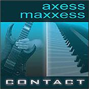 AXESS-MAXXESS - CONTACT (2004 ALBUM/SYNTHS & ELECTRIC GUITARS) JARRE/TANGERINE DREAM style Synths & FLOYD/PORCUPINE TREE style Guitars in melodic, passionate & powerful brew of instrumental electronic Prog-Rock.