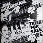 AKKERMAN, JAN - TALENT FOR SALE (2012 REMASTERED 1968 1ST SOLO LP) 2012 Remastered Issue for this 1968 debut solo LP recorded during the Dutch guitarist's pre-BRAINBOX / FOCUS period – 1st time on CD in ages!