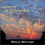 "BERLIN HERITAGE - LAND OF THE RISING SUN (2012 ALBUM/4 LONG TRACKS) 4 TANGERINE DREAM and Klaus Schulze influenced, lengthy, 70's ""Berlin School"" styled electronic tracks produced through 2011 - 2012."