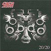 SAGA - 20/20 (CD-STANDARD JEWEL CASE/2012 RE-UNION ALBUM) Standard Single CD Edition of this amazing 2012 reunion album with front-man Michael Sadler back on board!