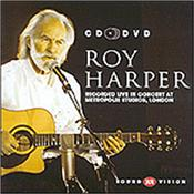 HARPER, ROY - LIVE AT METROPOLIS STUDIOS (CD+DVD-R0/PAL/HD/5.1) Exclusive concert given to a small audience at London's Metropolis Studios - HIGH DEF DVD / STEREO & 5.1 SURROUND SOUND options, plus BONUS CD!