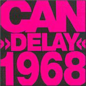 CAN - DELAY 1968 (1968 LP/2009 REMASTER/2012 REISSUE) Spoon Records Kraut-Rock classic from 1968 reissued by Mute Records in 2012