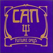 CAN - FUTURE DAYS (1973 LP/2009 REMASTER/2012 RE-ISSUE) Spoon Records Kraut-Rock classic from 1973 reissued by Mute in 2012  - If you've never considered buying a CAN CD before ... this is the place to begin!