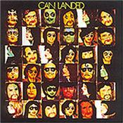 CAN - LANDED (1975 LP/2009 REMASTER/2012 REISSUE) Spoon Records Kraut-Rock classic from 1975 reissued by Mute Records in 2012