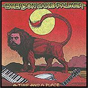 EMERSON LAKE & PALMER - A TIME & A PLACE (4CD BOX-UNRELEASED LIVE TRACKS) Four discs in gate-fold card sleeves of never-before-released Remastered 'live' tracks by the legendary trio in a hard-to-find USA Import boxed set!