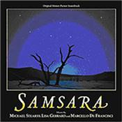 STEARNS/GERRARD/DE FRANCISCI - SAMSARA (MICHAEL, LISA & MARCELLO COLLABORATION) 2012 collaborative Soundtrack album from one of the USA masters of the Space Music genre!