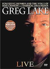 LAKE, GREG - LIVE AT HAMMERSMITH-1982 (DVD-REG 0/PAL/DIGI-PAK) A 2013 mid-price re-issue DVD of this excellent concert performance from 2005 featuring songs from the ELP and KING CRIMSON's repertoire, plus there's a Bonus Feature too!