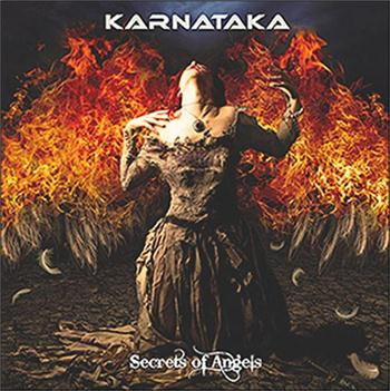 KARNATAKA - SECRETS OF ANGELS (CD+DVD EDITION OF 2015 ALBUM)
