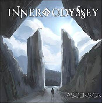 INNER ODYSSEY - ASCENSION (2015 ALBUM/DIGI-PAK/12-PAGE BOOKLET)
