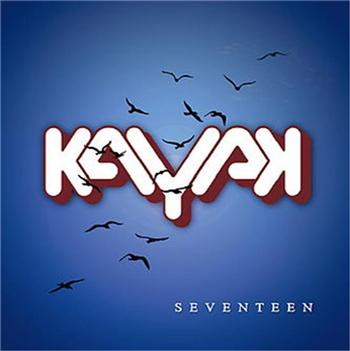 KAYAK - SEVENTEEN (2CD-2017 STUDIO ALBUM/DIGI-PAK)