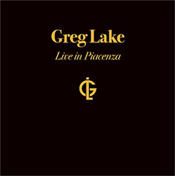 LAKE, GREG - LIVE IN PIACENZA (LTD DLX BOX-2LP+CD+DVD & MORE)