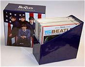 BEATLES - US ALBUMS (LTD 13CD BOX SET/USA VERS CARD COVERS) Ultra Limited 13 Disc Deluxe Boxed Set containing authentic CD replicas of the 12 studio LP records released in America during the period of Beatlemania, PLUS an bonus 'Beatles Story' Disc!