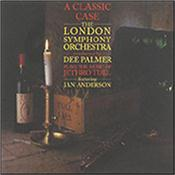 ANDERSON, IAN & THE L.S.O. - CLASSIC CASE (TULL FLAUTIST DID CLASSICAL IN 1984) 2014 CD reissue of a 1984 L.S.O. RCA Red Seal recording featuring the music and members: Anderson, Barre, Vitesse and Pegg of JETHRO TULL!