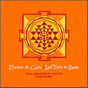 BANCO DE GAIA - LAST TRAIN TO LHASA (4CD-2015 20TH ANNIVERSARY) Limited Edition, physical-only (no downloads or streams) Four-Disc Boxed Set, featuring Previously Unheard, Fresh and Extended Alternative Ambient Mixes!