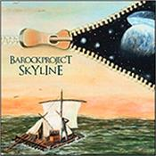 BAROCK PROJECT - SKYLINE (2015 ALBUM IN TRI-GATEFOLD CARD COVER) Amazing album from keyboards driven band that is heavily influenced by the music and style of the classic seventies from ELP to YES and more in-between!